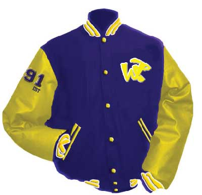 West Powelton Jacket Front